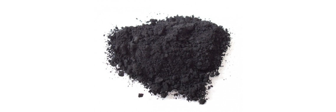 Platinum on activated carbon