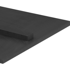 Graphite Plate, Electrode, 100 x 100 x 5 mm, Conductive