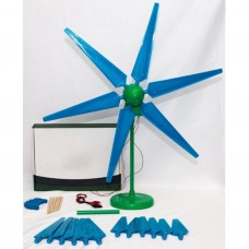 SKY-Z Limitless Turbines DC with Blade-Design