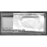 Eisenfolie, 25x25x2 mm, Puratronic, 99,995%